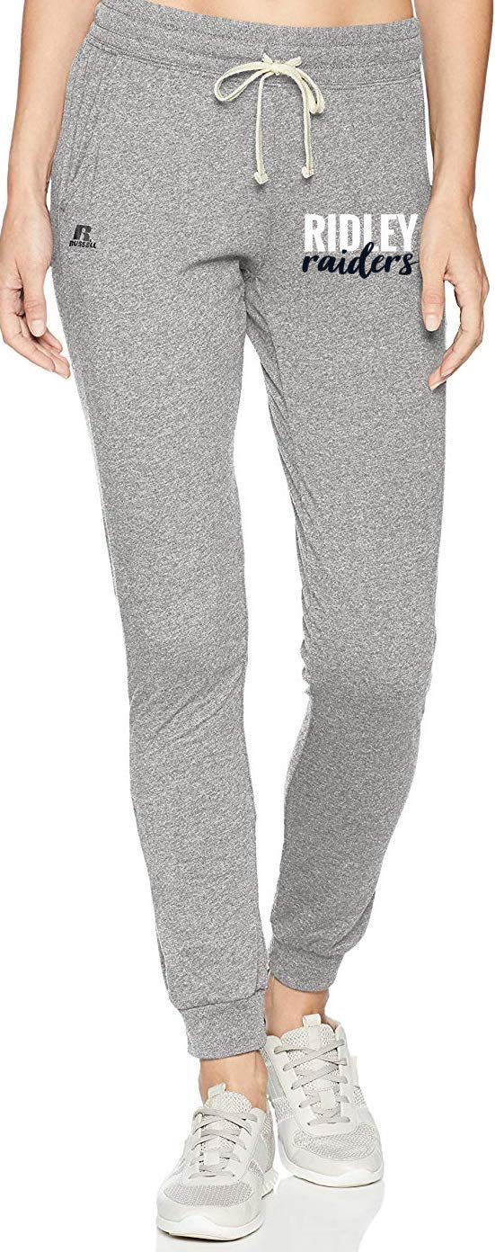 Women's Oxford Gray Lightweight Jogger Pant