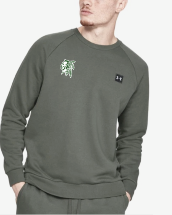 UA Rival Fleece Crewneck
