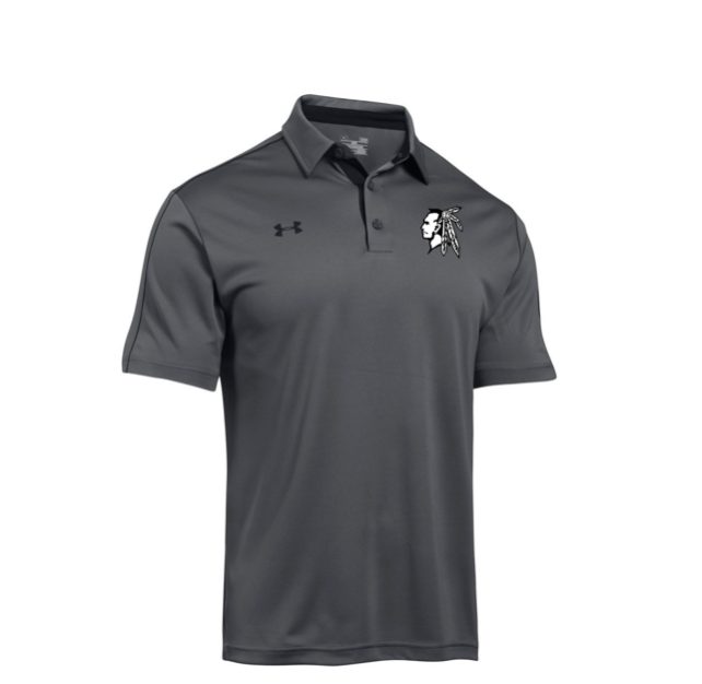 UA Men's Grey Polo