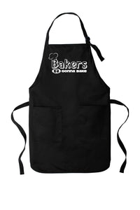 Apron - Bakers Gonna Bake