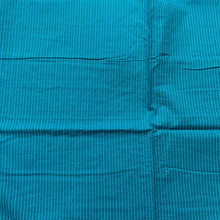 Load image into Gallery viewer, Kantha Stitch on Sky Blue Cotton Fabric