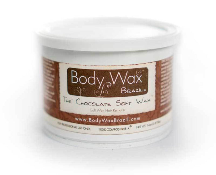The Chocolate Soft Wax - 14oz