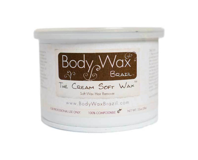 The Cream Soft Wax - 14oz