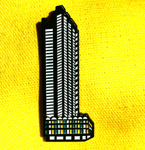 Barbican Pin