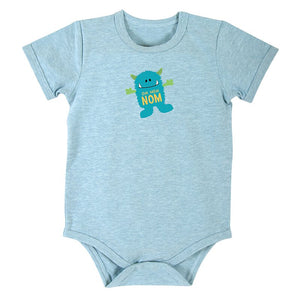 Blue Monster Onesie