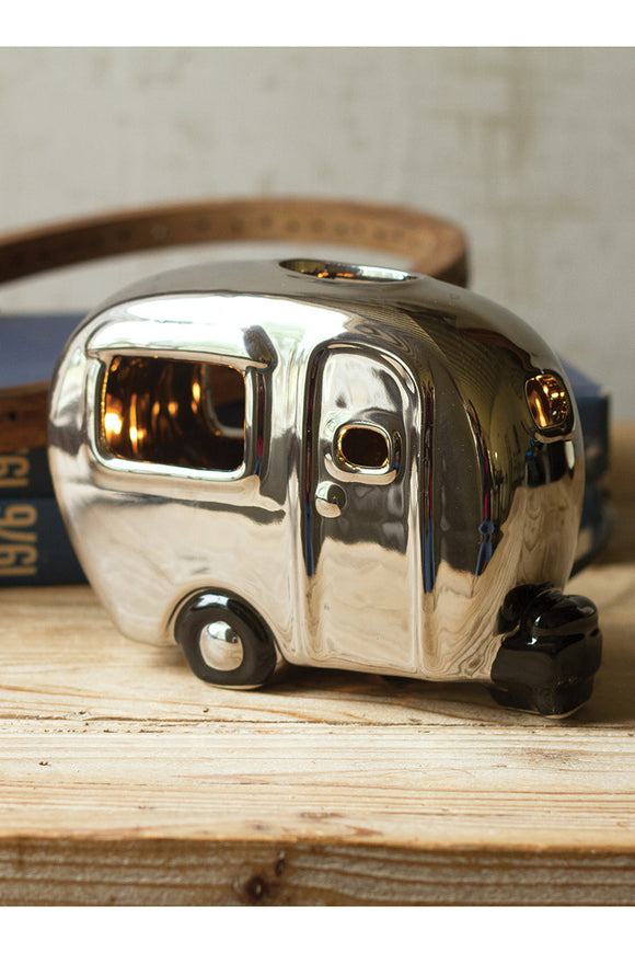Silver Camper Nightlight