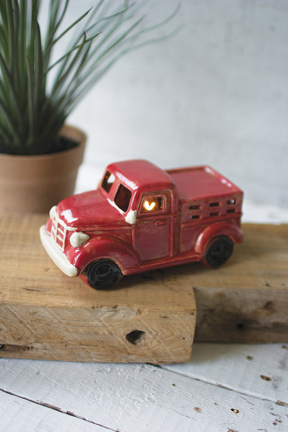 Little Red Truck Nightlight