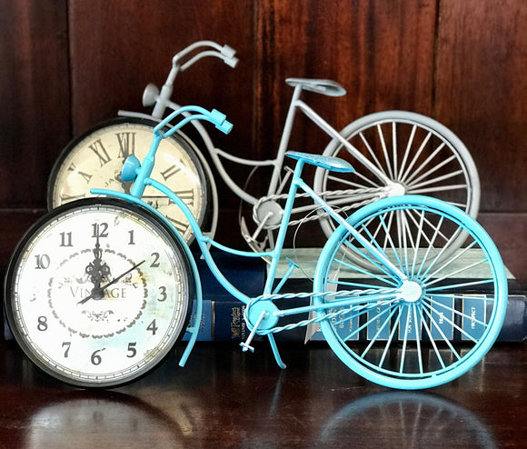 Vintage Bike Clocks