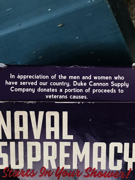 Duke Cannon-Naval Supremacy