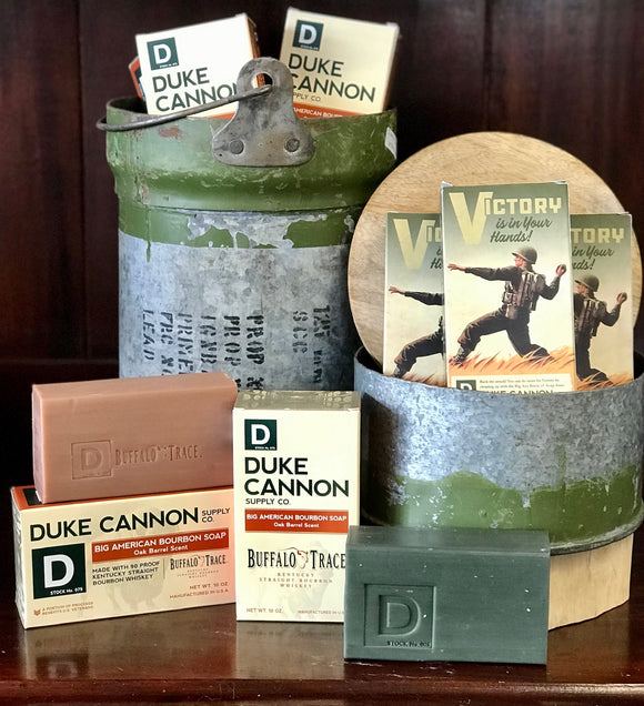 Duke Cannon Soap Victory