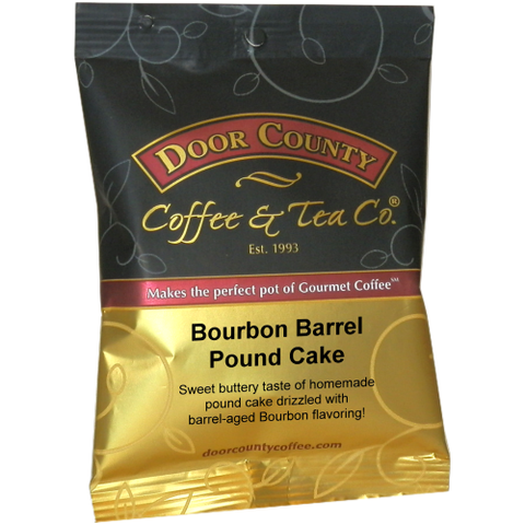 Bourbon Barrel Pound Cake Coffee