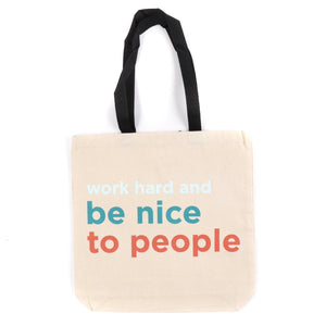 Minnesota Nice Project Tote