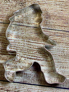 Big Foot Cookie Cutter
