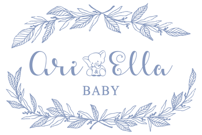 Ari and Ella Baby luxury blankets towels
