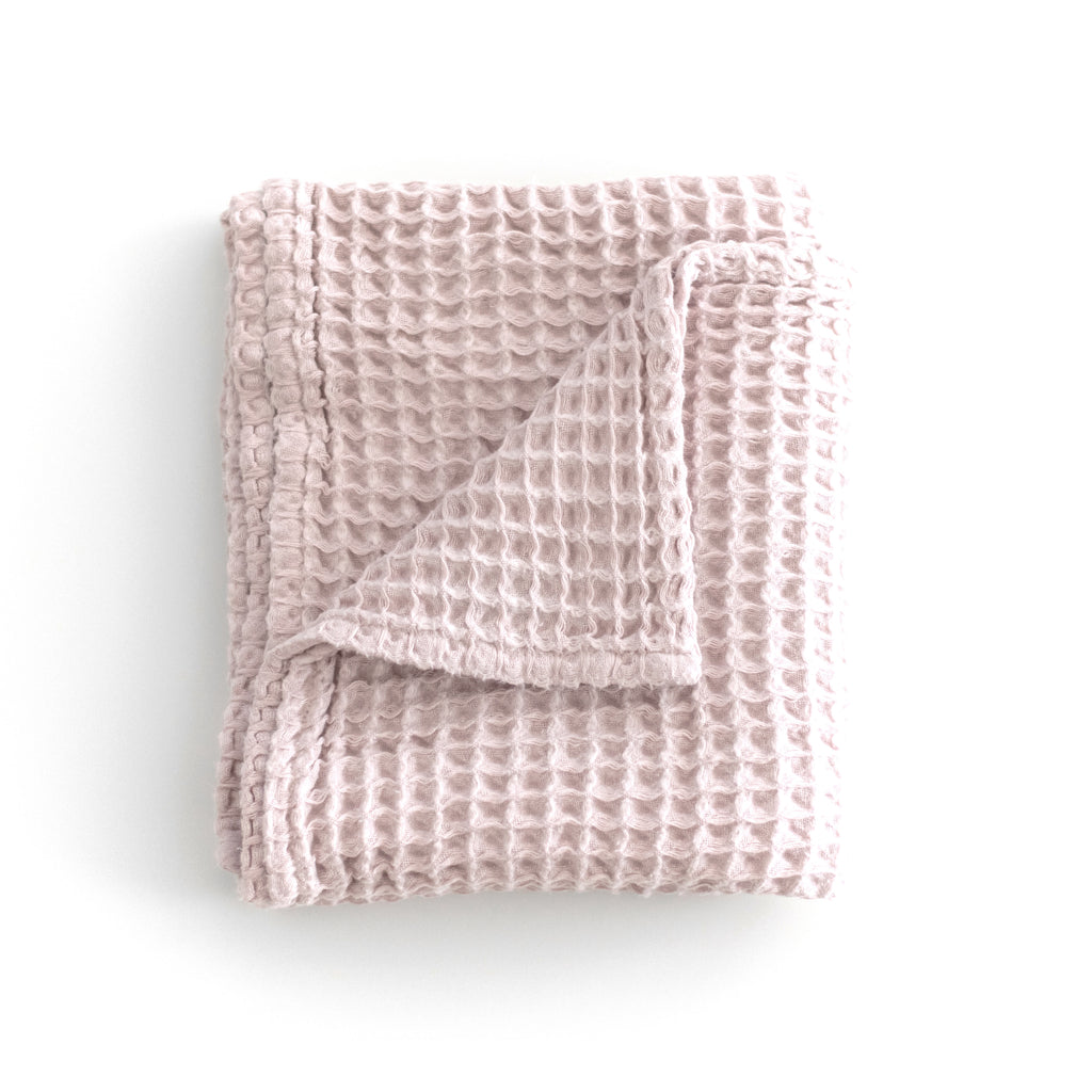Small Cloud Blanket - Blush Pink