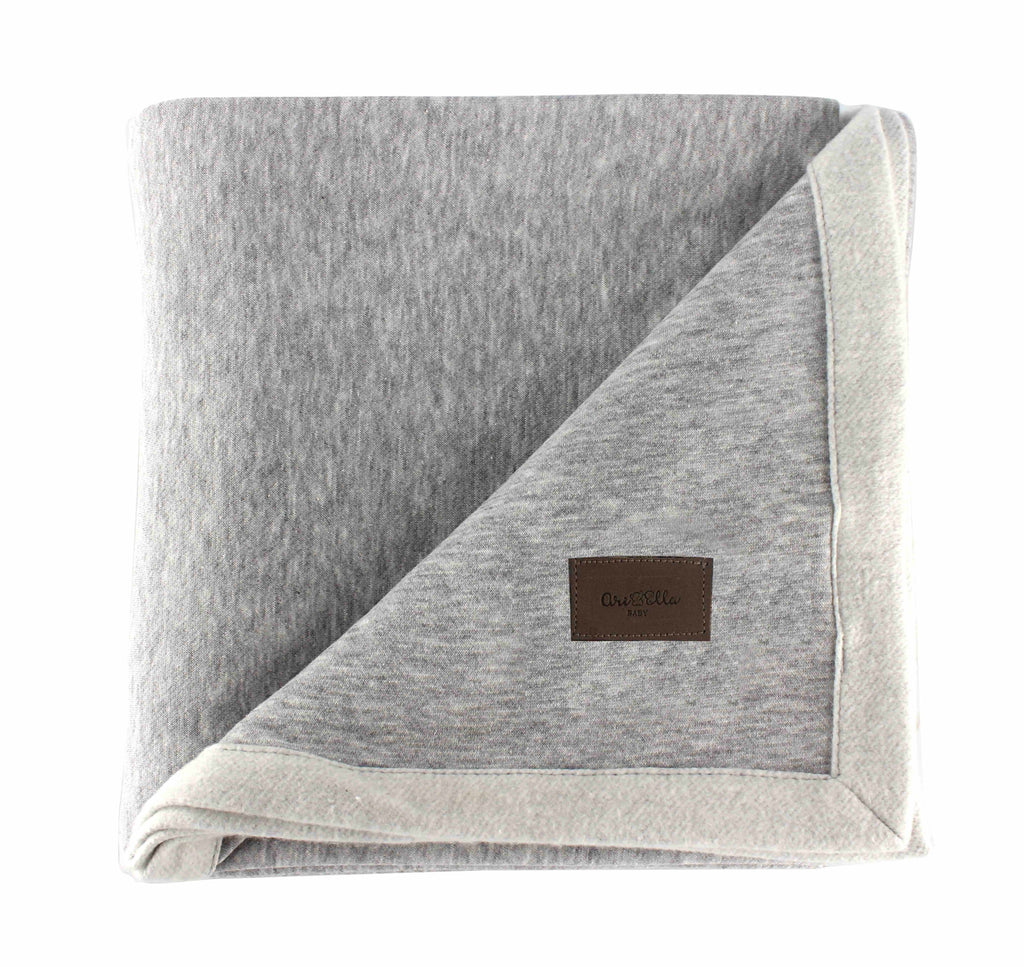 Wonder Dream Fleece Blanket -Silver
