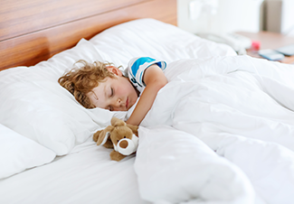 Six Year Old With Bedwetting