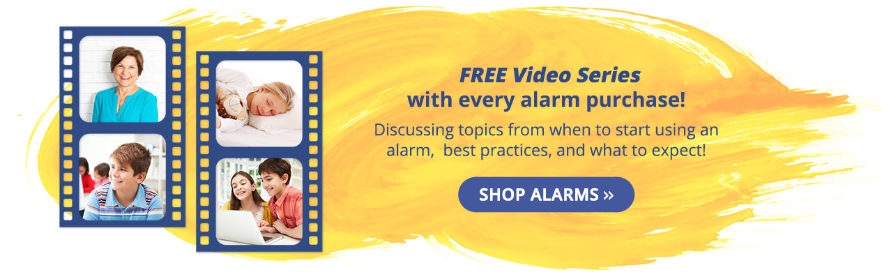 Free Video Series with every alarm purchase