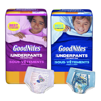 GoodNites Absorbent Nighttime Pants