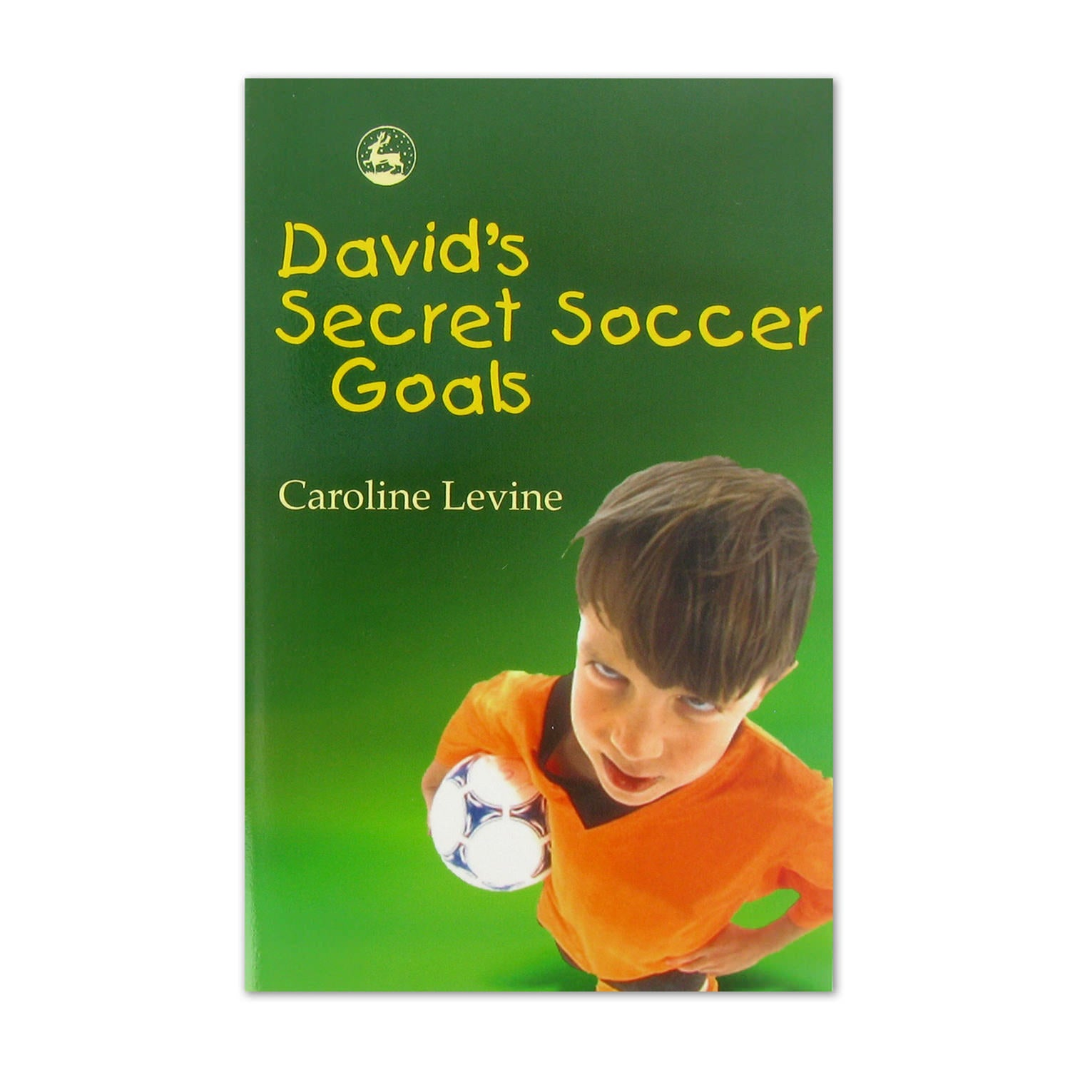 Books-David's Secret Soccer Goals