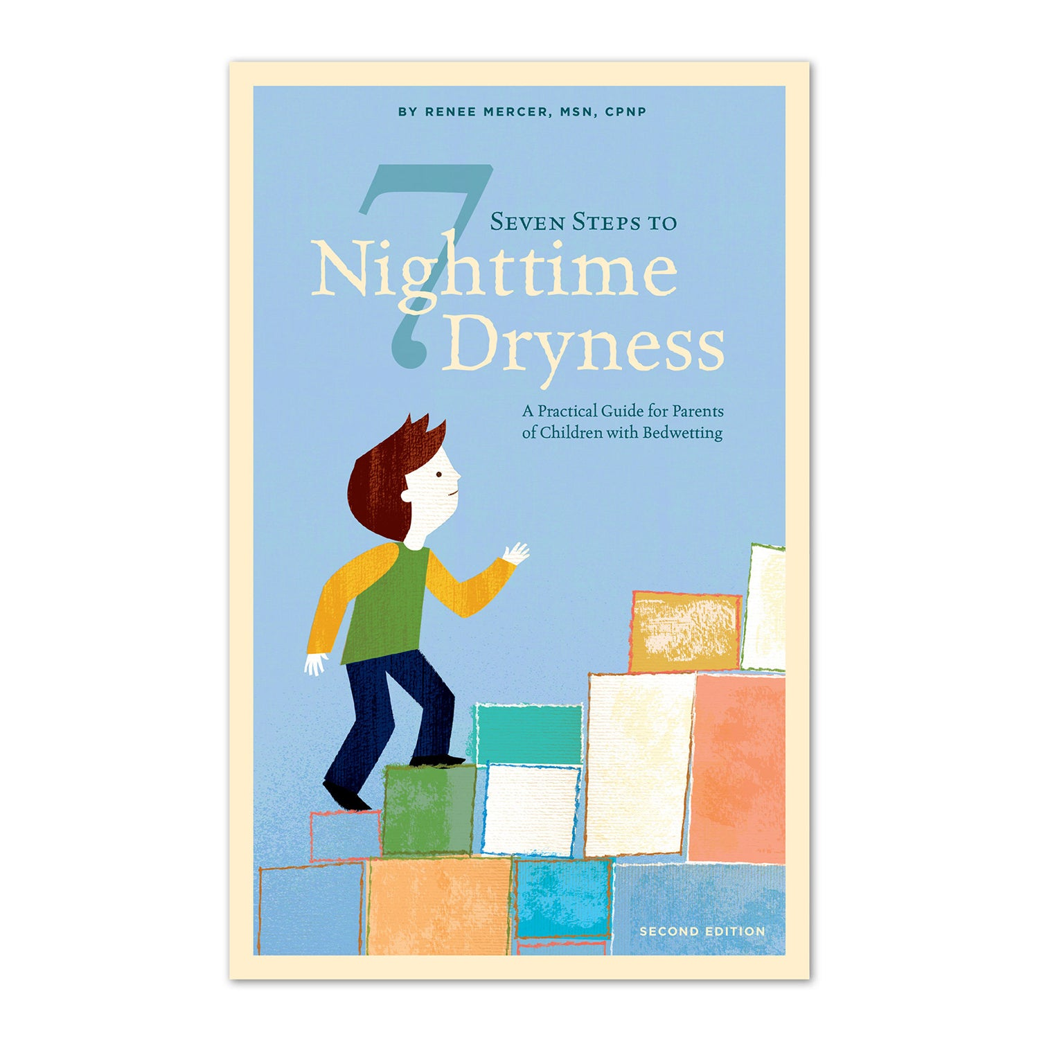 Books-Seven Steps to Nighttime Dryness: 2nd Edition