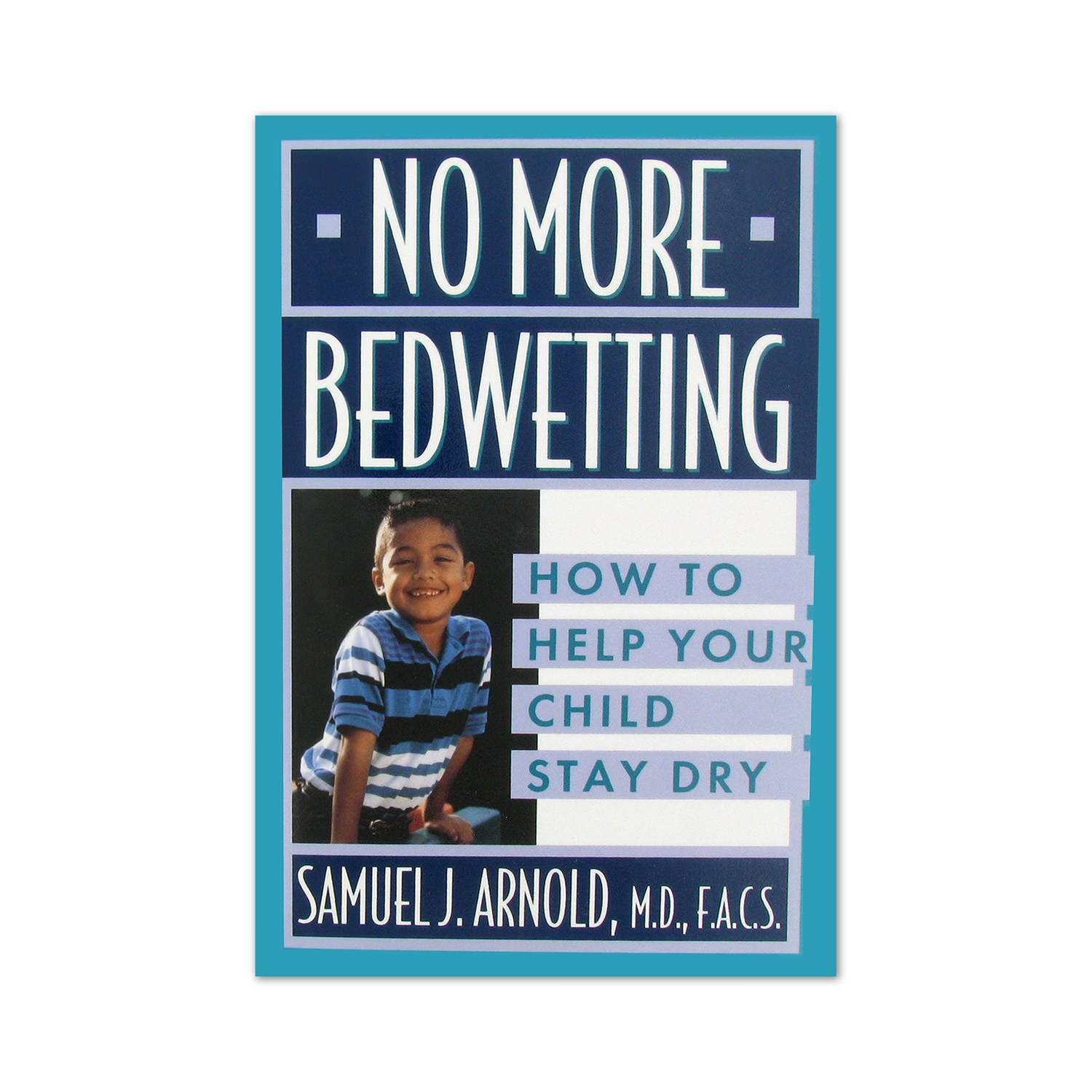 Books-No More Bedwetting: How to Help Your Child Stay Dry