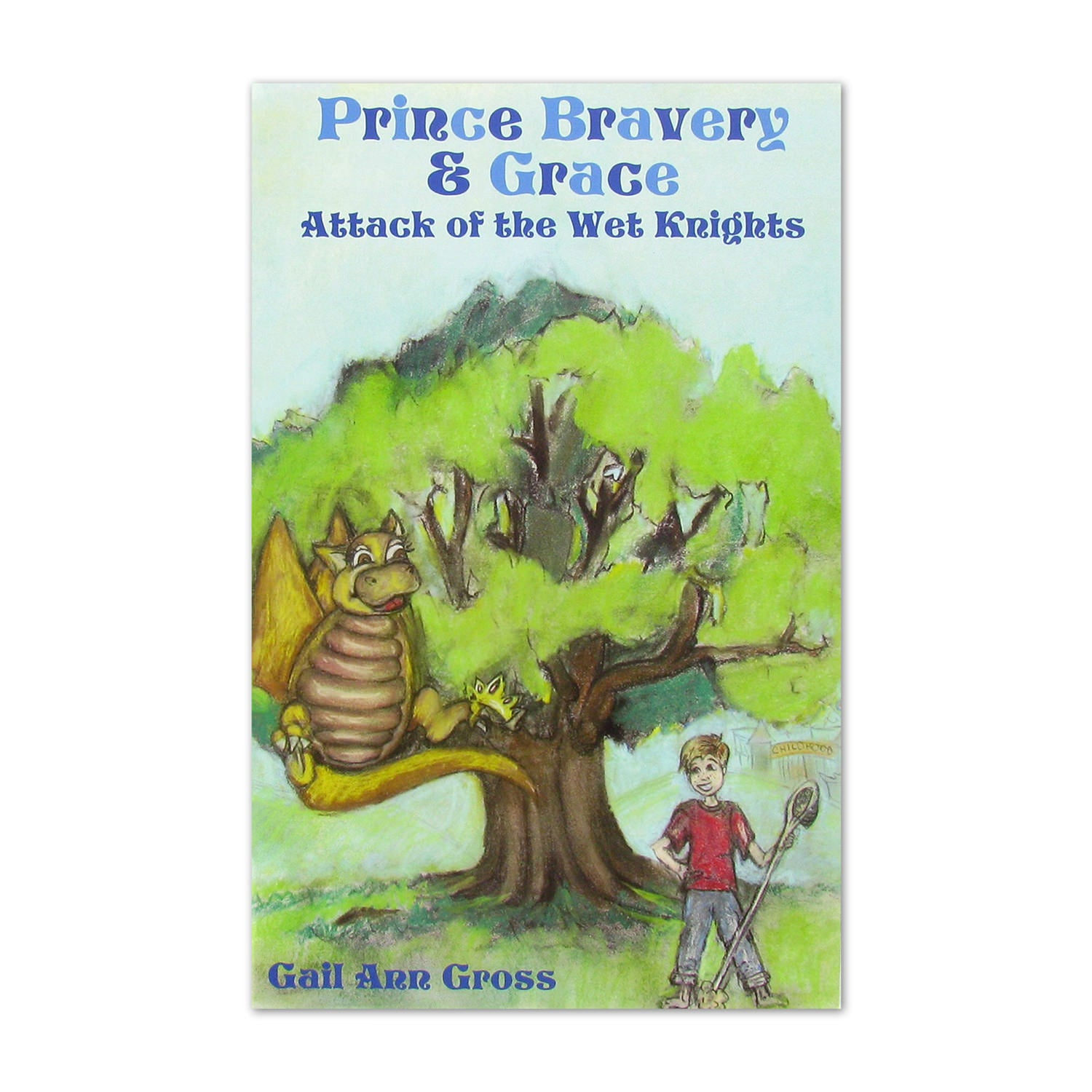 Books-Prince Bravery & Grace: Attack of the Wet Knights