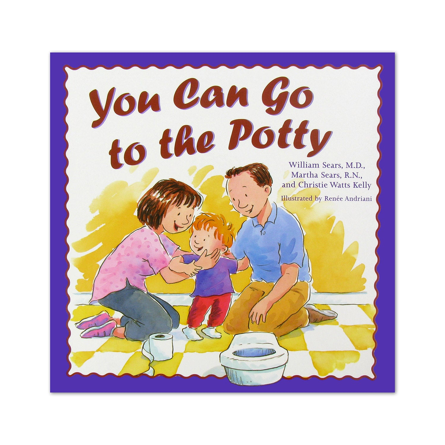 Books-You Can Go to the Potty (Sears Children Library)