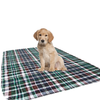 DRY DEFENDER QUILTED UNDERPAD - LUMBERJACK with puppy