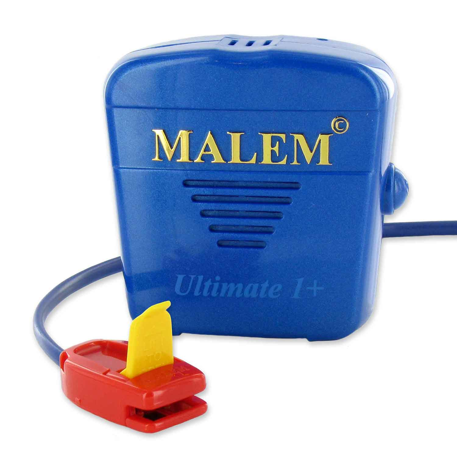 Alarms-Malem ULTIMATE Recordable Bedwetting Alarm