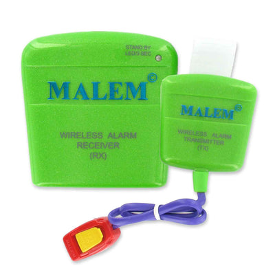 Malem Wireless Bedwetting Alarm System Treatment Kit