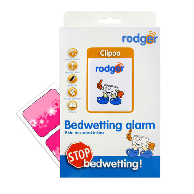 Clippo Bedwetting Alarm Starter Kit