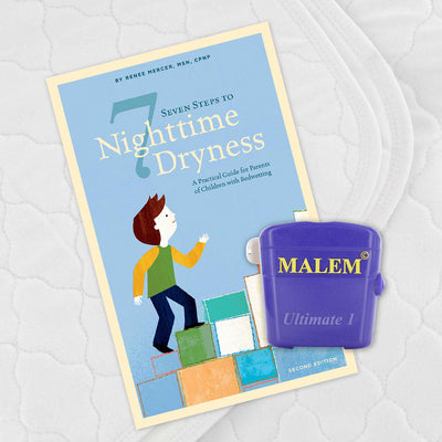 Malem ULTIMATE Bedwetting Alarm Treatment Kit