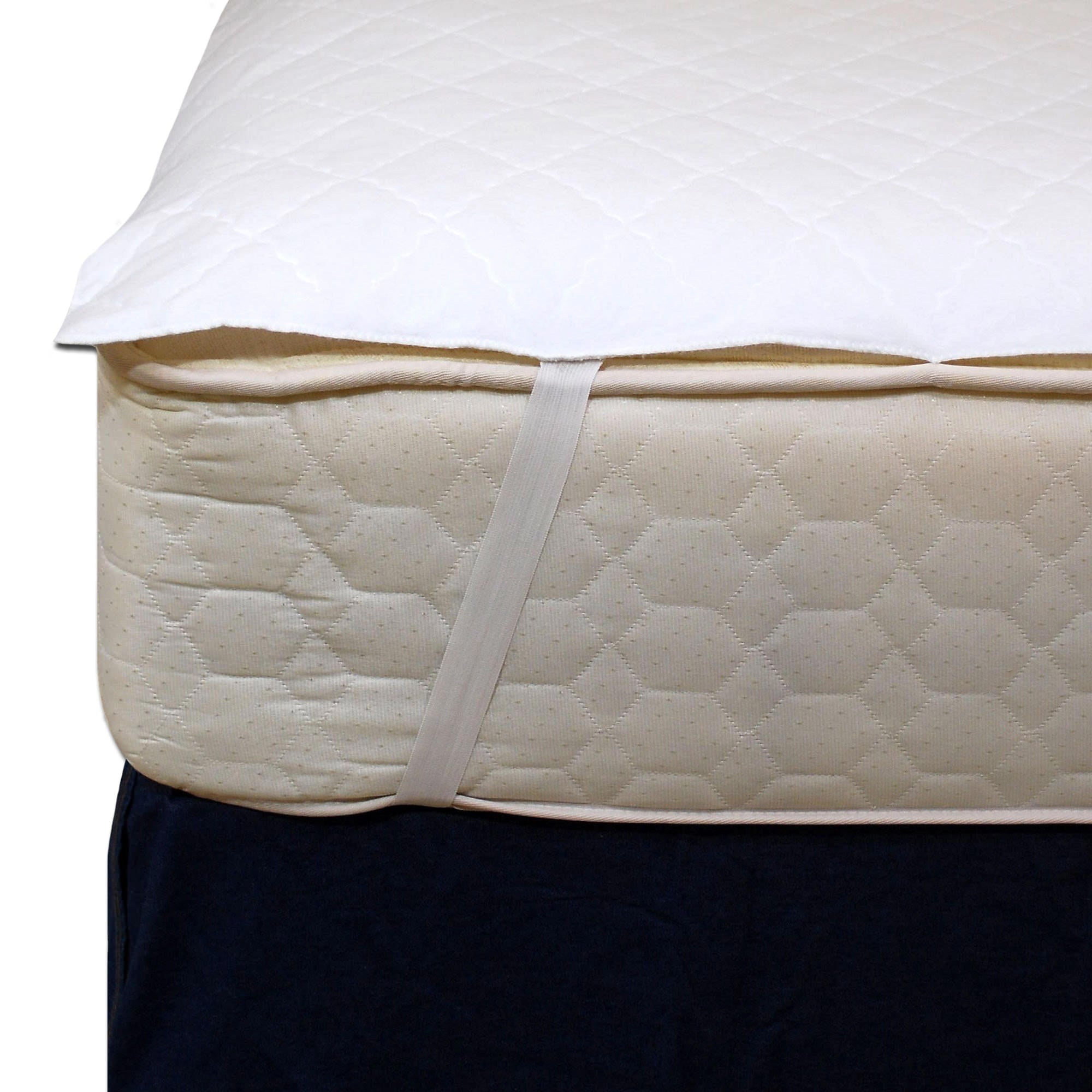 Bedding-Waterproof Mattress Pad, Anchor Band Style