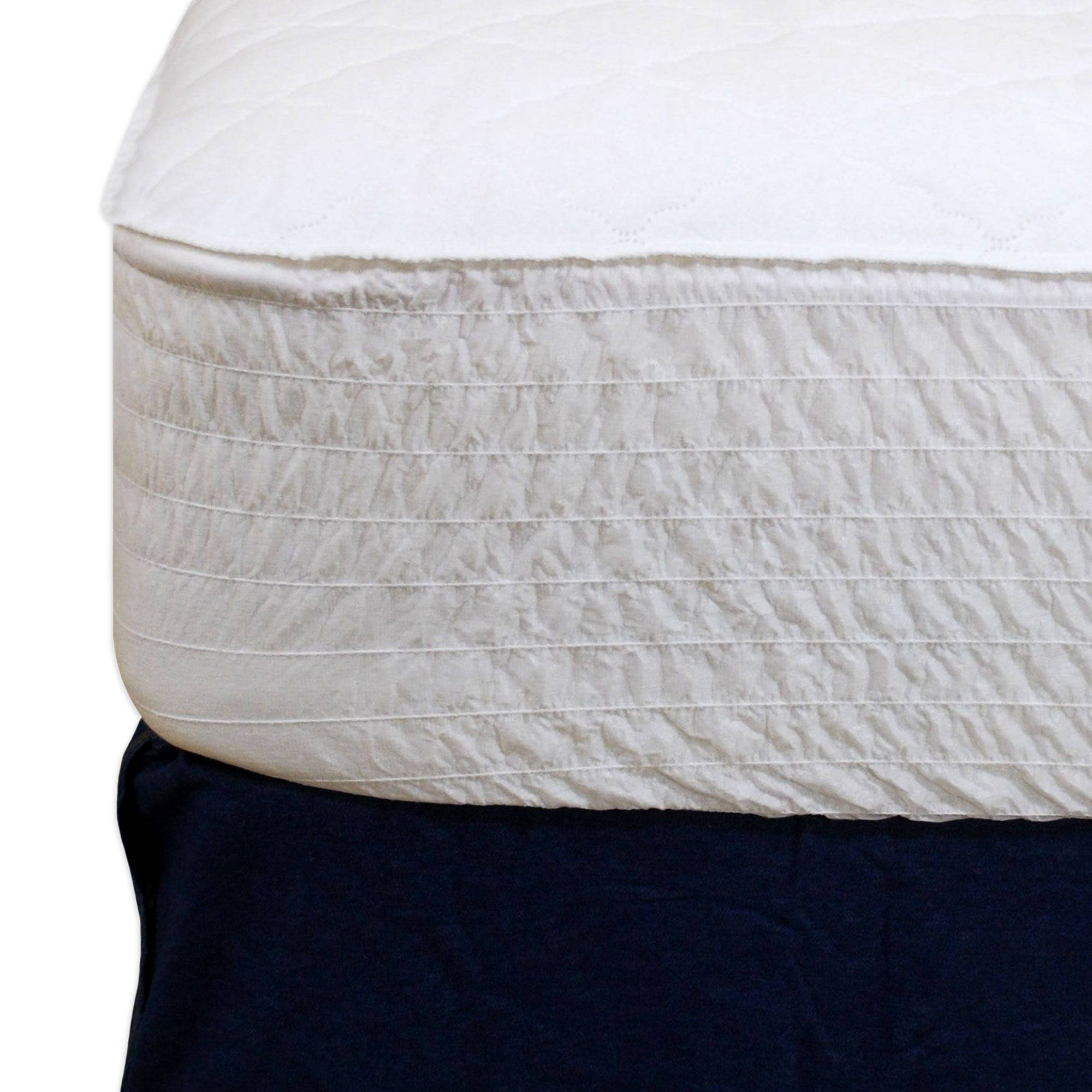 Bedding-Simmons Beautyrest Waterproof Mattress Pad