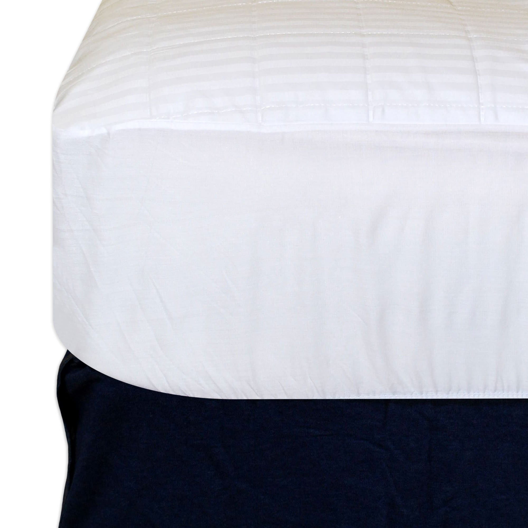 Cotton Top Waterproof Mattress Pad, Waterproof (Fitted)