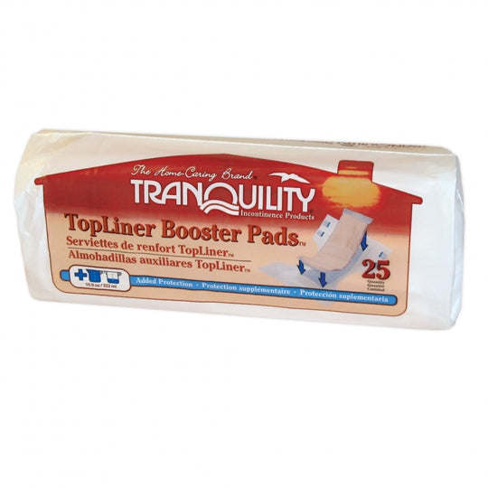 Briefs-Diaper Booster Pads