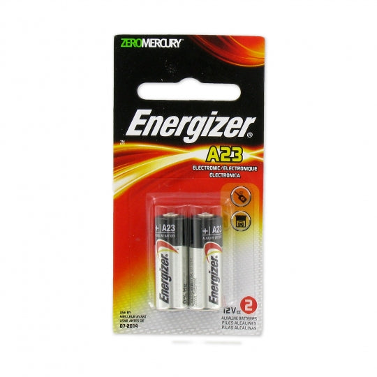 Set of Transmitter Batteries for Malem Wireless Alarm - Alkaline A23