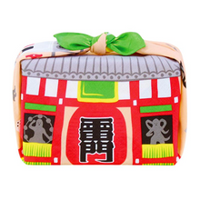 Load image into Gallery viewer, Furoshiki wrapping cloth MUSUBI brand, COCHAE collection 48cm