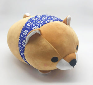 AMUSE® Mametaro Shiba Inu Plush, Super soft, Big size