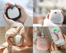 Load image into Gallery viewer, Hand Warmer Power Bank