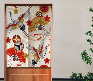 Noren Japanese Curtain, 80x120cm