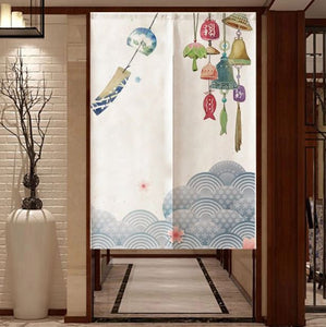 Noren Japanese Curtain, 80x150cm