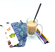 Load image into Gallery viewer, Bubble Tea Reusable Straw