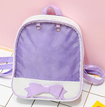 Load image into Gallery viewer, Ita-bag backpack with front bow
