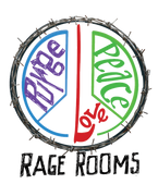 Purge Love and Peace Rage Rooms