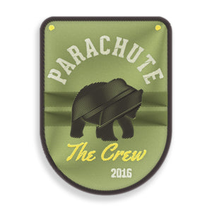 THE CREW PATCHES