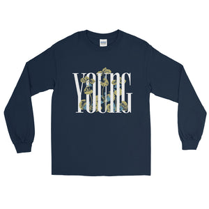 Young Longsleeve Tee - The Young Tour Merch