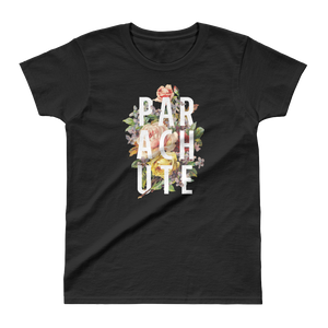 Floral Ladies' Cut T-shirt