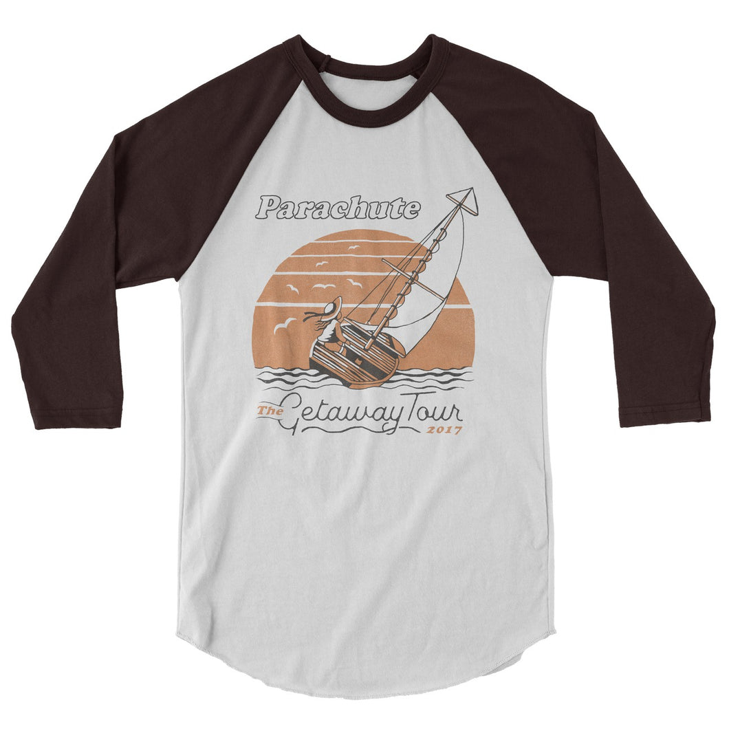 SAILBOAT BASEBALL TEE